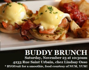 Buddy Brunch