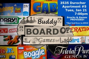 Buddy Board Games