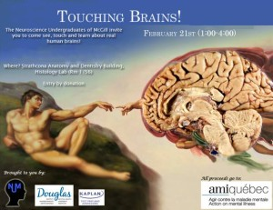 Touching Brains