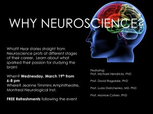 Why Neuroscience?