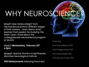 Why Neuroscience 2015 Slide